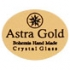 Astra Gold Crystal Glass